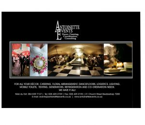 Antoinette events