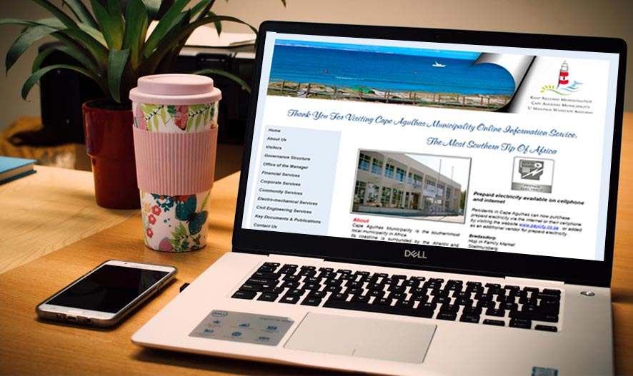 Cape Agulhas municipality website
