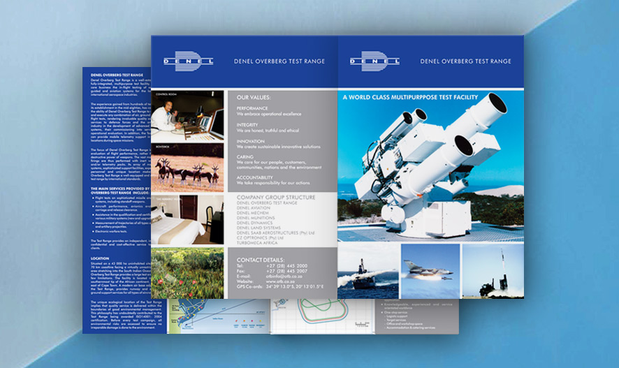 Denel Branding Publishing