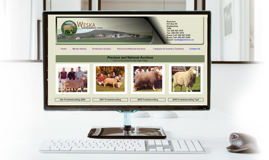 Weska Website